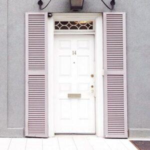 Paneeldeuren uit het jaar 1920 / 1930