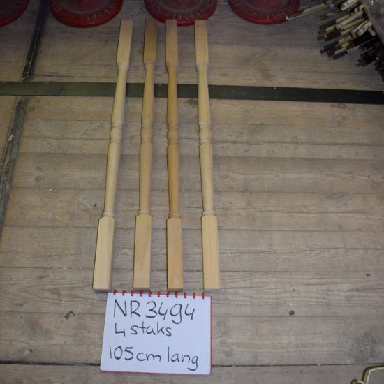 houten trapspijlen