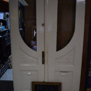 Dubbelen voordeur